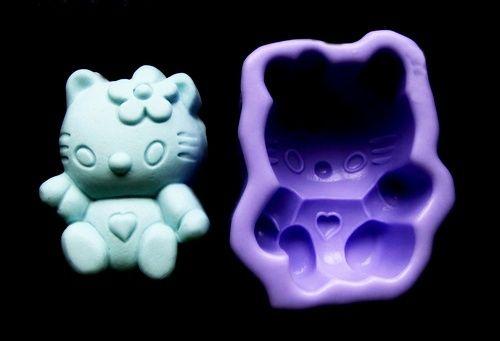 Silikonová formička - Hello Kitty